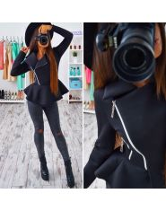 Курточка с баской